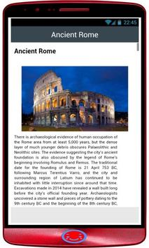 History of Rome screenshot 1