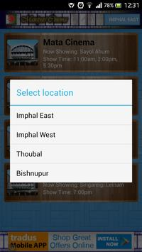 Manipuri Cinemas screenshot 3