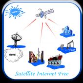 Satellite Internet Free icon