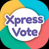 ⭐️ Xpress Vote - Surveys & Polls icon