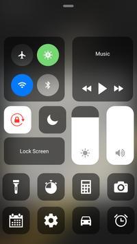 IOS11 style Lock Screen screenshot 3