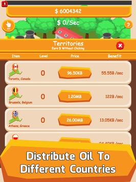 Oil Tycoon - Idle Clicker Game apk screenshot