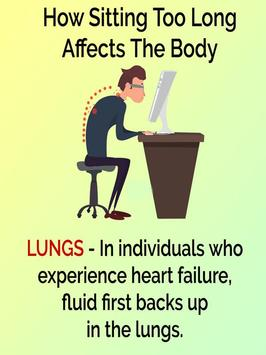 Long Sitting Effects poster