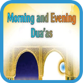 Morning and Evening Duas icon