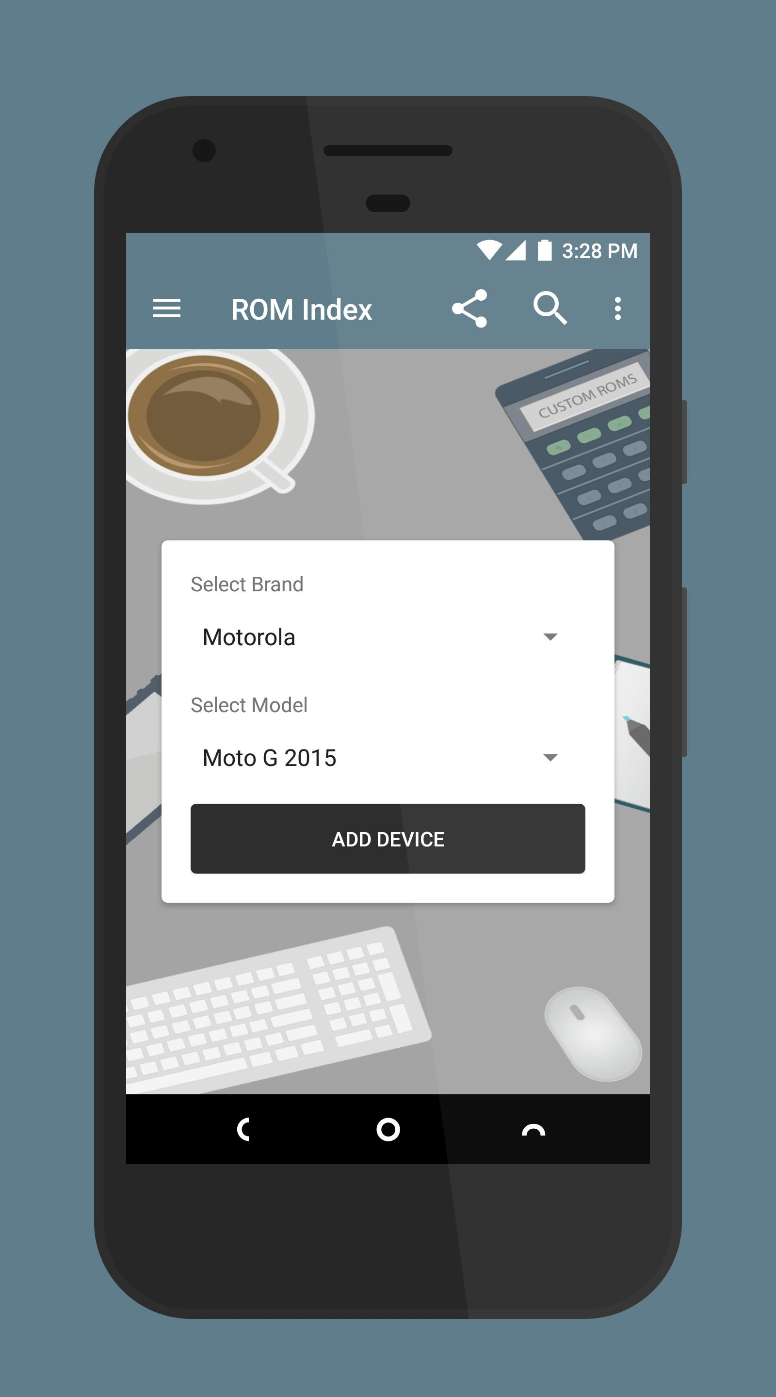Custom ROM Index for Android - APK Download
