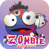 Zombie Sniper Hunter icon