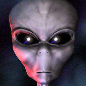 Aliens and UFOs Wallpapers icon