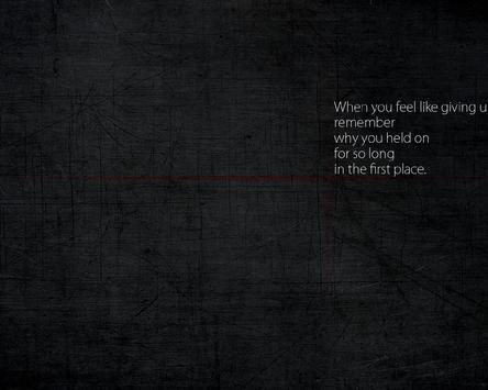 Fitness Quote Wallpapers apk screenshot