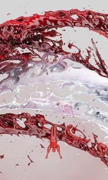 Liquid Wallpapers screenshot 1