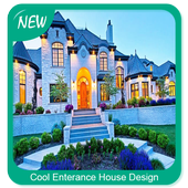 Cool Entrance House Design icon