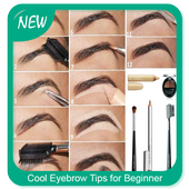 Cool Eyebrow Tips for Beginner icon