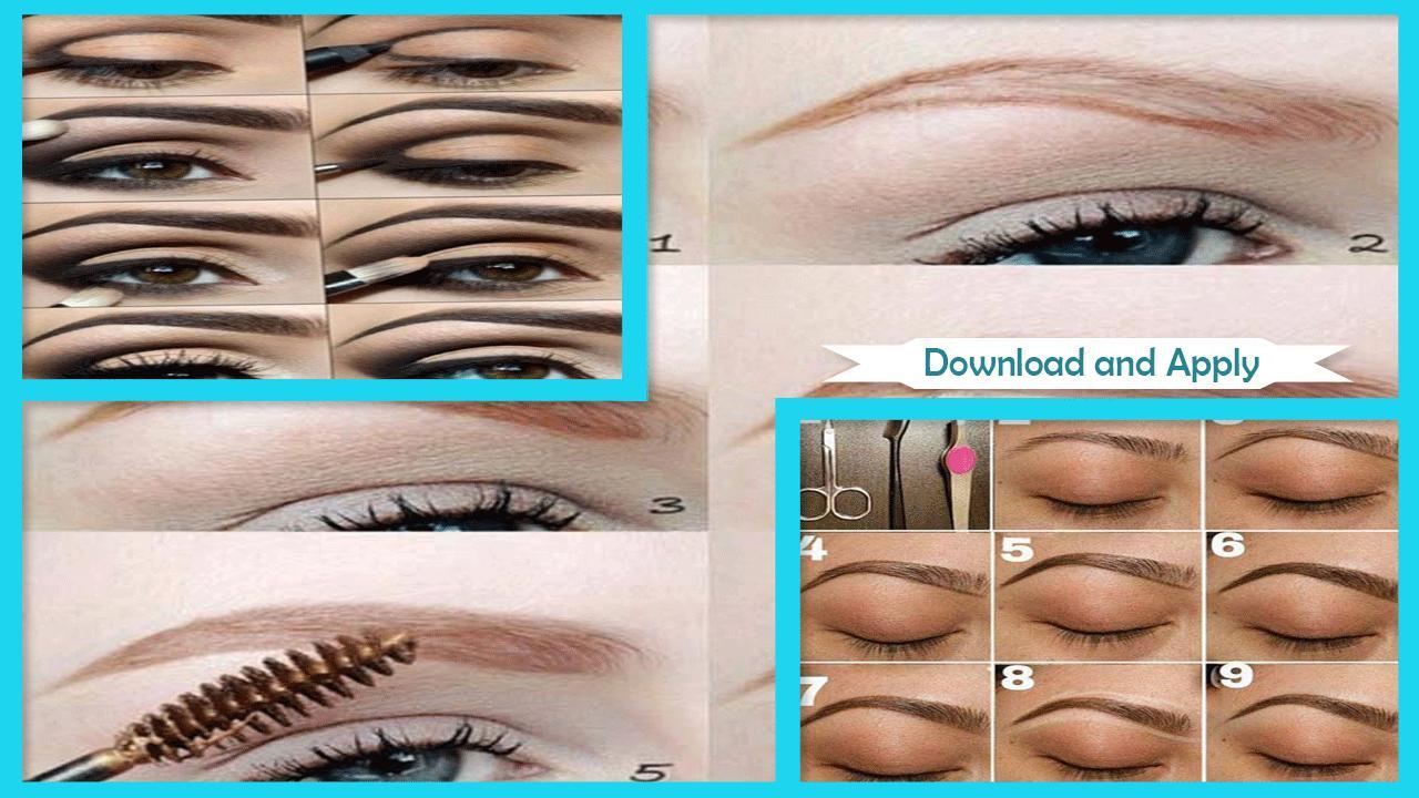 Cool Eyebrow Tips for Beginner poster