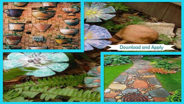 Cool Mosaic Garden Decoration Ideas APK Download - Free Art & Design ...
