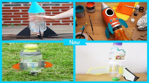 DIY Rocket Bottle For kids screenshot 3