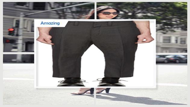 Easy DIY Tuxedo Pants screenshot 3