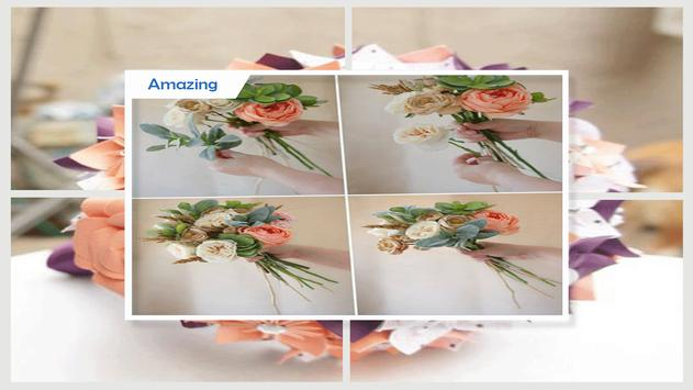 Perfect DIY Rose Bouquet Ball screenshot 2
