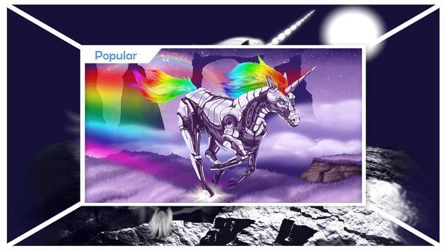 Unicorn Wallpapers apk screenshot
