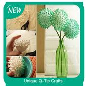 Unique Q-Tip Crafts icon