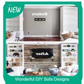 Wonderful DIY Sofa Designs icon