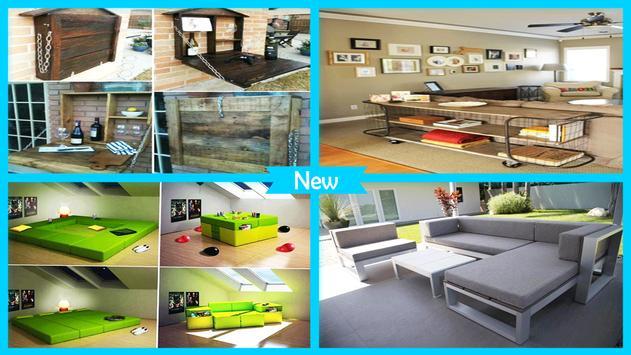 Wonderful DIY Sofa Designs apk screenshot