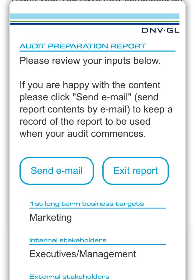 Customer Audit Tool for Android - APK Download