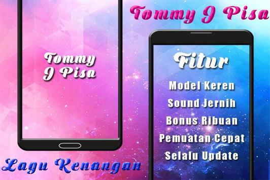 Top Lagu Tommy J Pisa screenshot 1