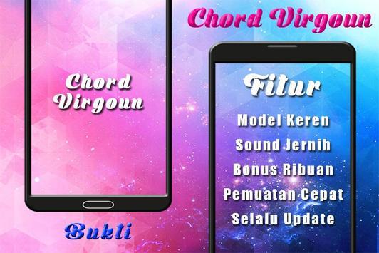Chord & Lagu Virgoun Bukti + Lirik screenshot 1