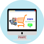 Online Shopping - PSAFE icon