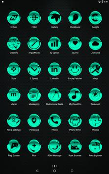Teal Icon Pack Style 1 v3.0 Free screenshot 10