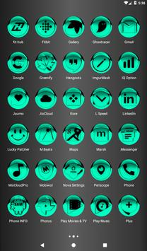 Teal Icon Pack Style 1 v3.0 Free screenshot 18