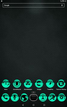 Teal Icon Pack Style 1 v3.0 Free screenshot 8