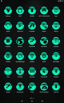 Teal Icon Pack Style 1 v3.0 Free screenshot 9