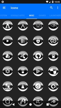 White Icon Pack Style 2 v3.0 Free screenshot 6