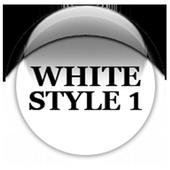 White Icon Pack Style 1 v2.0 icon