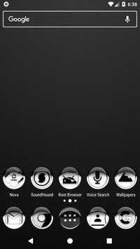 White Icon Pack Style 1 v2.0 poster