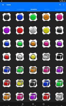 White Icon Pack Style 1 v2.0 screenshot 15