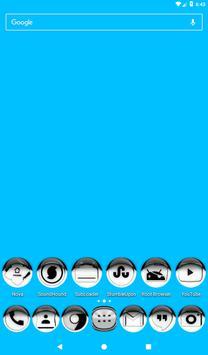 White Icon Pack Style 1 v2.0 screenshot 16