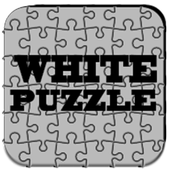 White Puzzle Icon Pack icon