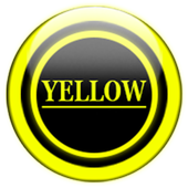 Yellow Glass Orb Icon Pack v2.2 icon
