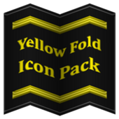 Yellow Fold Icon Pack v3 icon