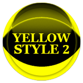 Yellow Icon Pack Style 2 icon