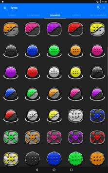 Yellow Icon Pack Style 2 v3.0 Free screenshot 13