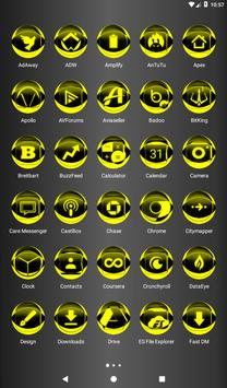 Yellow Icon Pack Style 2 v3.0 Free screenshot 17