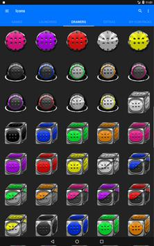 Yellow Icon Pack Style 2 v3.0 Free screenshot 14