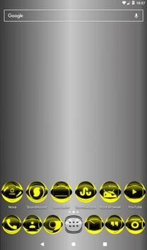Yellow Icon Pack Style 2 v3.0 Free screenshot 16