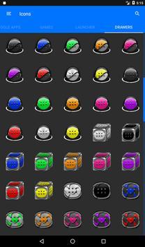 Yellow Noise Icon Pack screenshot 21