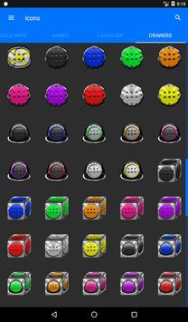 Yellow Noise Icon Pack screenshot 22
