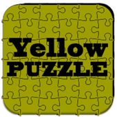 Yellow Puzzle Icon Pack icon
