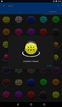 Yellow Puzzle Icon Pack screenshot 23