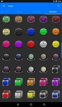 Yellow Puzzle Icon Pack screenshot 22